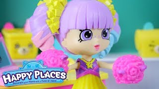 HAPPY PLACES | SHOPKINS | How to Be Popular