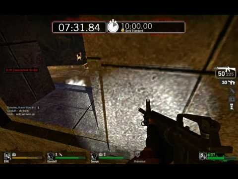 Left 4 Dead - Helms Deep (An 8 player survival game) 2/6