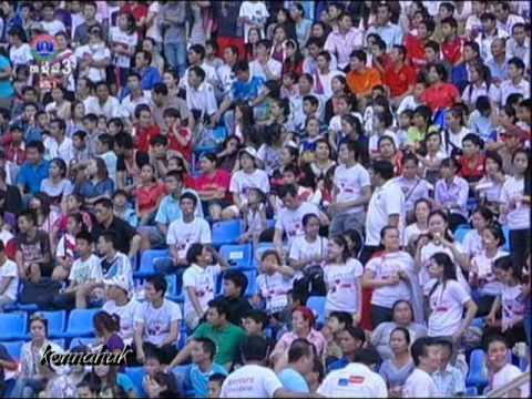 U16 '' Myanmar Vs Singapore ' �ม�า Vs สิ����ร� part 5