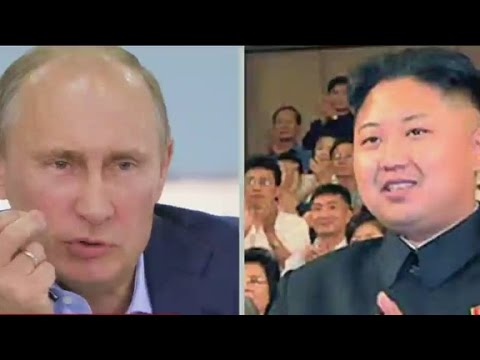 Concerns rising over Russia, North Korea alliance
