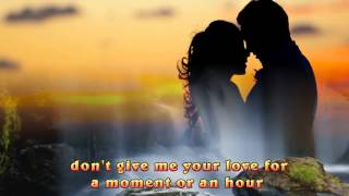 Engelbert Humperdinck-Love Me With All Your Heart (lyrics)