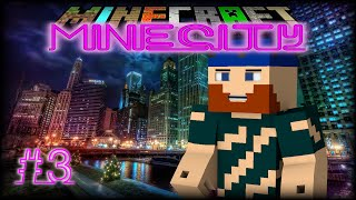 Modded Minecraft | MineCity | #3 ALL HAIL THE MIGHTY WINDMILL