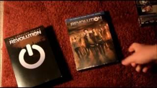 Josh Reviews Revolution The Complete TV Series DVD