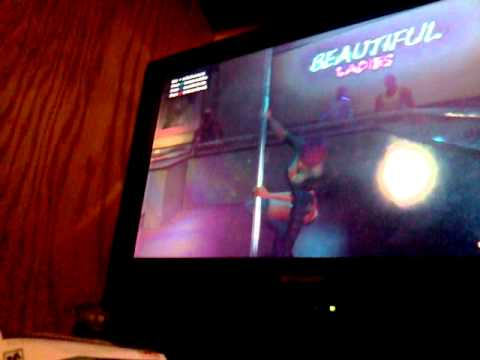 Xxx Sister Go's To Stripclub Fire Plays Gta5 video