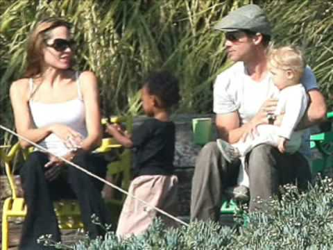 Brad Pitt and Angelina Jolie - It's Your Love