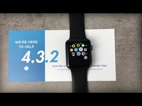WatchOS 4.3.2 - Review