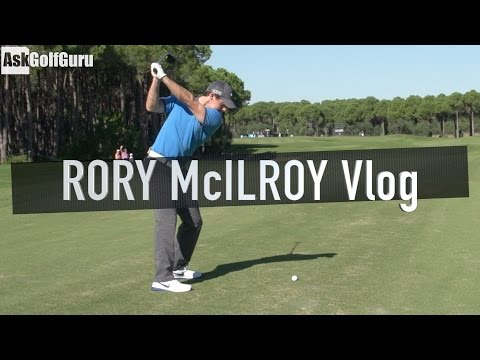 Rory McIlroy Turkish Airlines Open Vlog