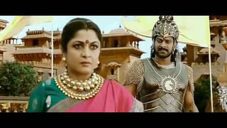 Bahubali 2 Mass Scene