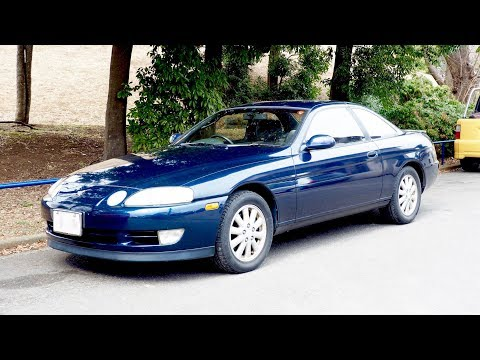 1992 Toyota Soarer Twin Turbo 1JZ (USA Import) Japan Auction Purchase Review