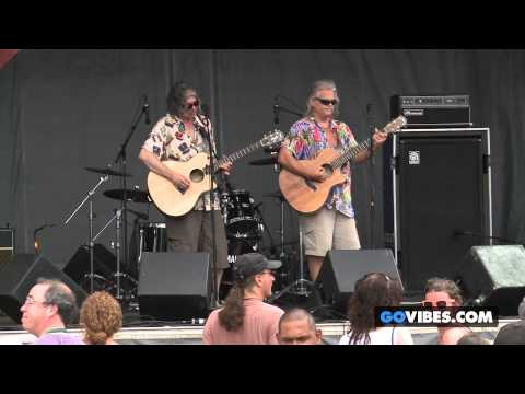 "The Kind Buds perform ""Catfish John"" at Gathering of the Vibes Music Festival 2013"