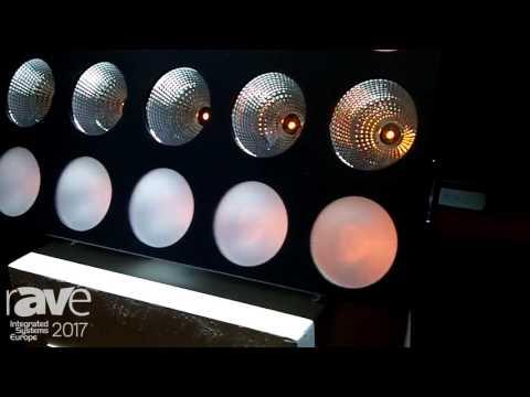 ISE 2017: Luxibel Launches B25 LED Matrix 5×5