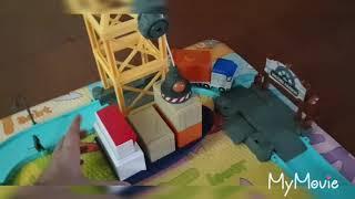 Robocar Poli Cargo Playset
