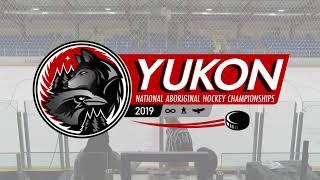 2019 National Aboriginal Hockey Championships | Men - Eastern Door & North vs AB | May 8