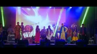 Mano with Agni Band @ CMR Star Fest 2014 in 4K