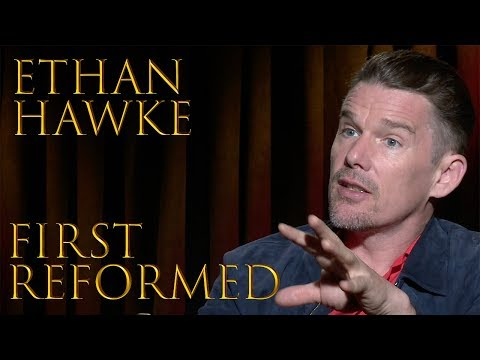 DP/30: First Reformed (and Blaze), Ethan Hawke