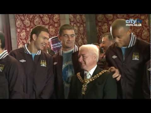 2011 City Bloopers - Kolarov Merks the Mayor