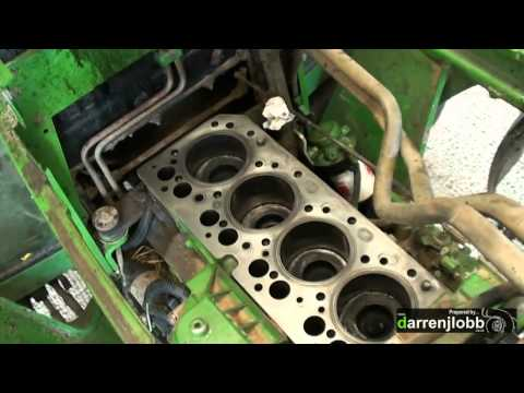 John Deere Head Gasket Change