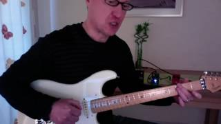 Ride Like The Wind by Christopher Cross - Rhythm Guitar & Guitar Solo