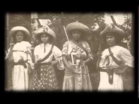 Las soldaderas - Revolución Mexicana Music Videos