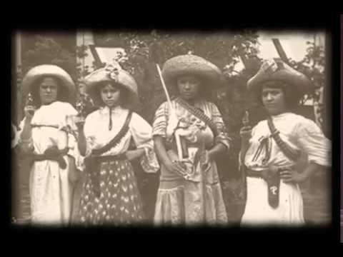 Las soldaderas - Revolución Mexicana