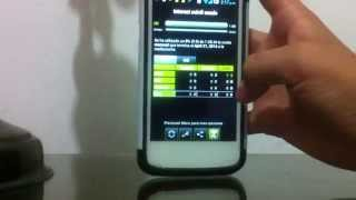 como regular el consumo de datos (plan de datos) en android -3G WATCH DOG