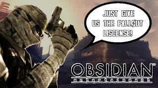 FALLOUT NEWS: Obsidian Insisting They Want To Do Another Fallout Yet Again!
