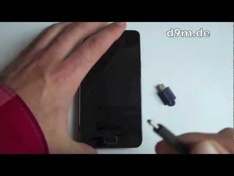Samsung Galaxy Smartphone Fullbrick Reparatur mit usb jig