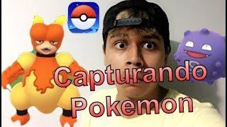 Pokemon Go Capturando Pokemon #10