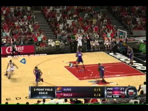 Nba2k12 Bulls ( Association ) Mode video