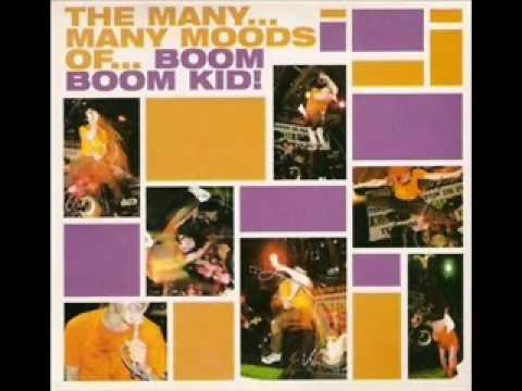 Boom Boom Kid - El Gran Drama De Los Kids From The Same Barrioland