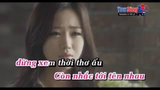 Karaoke (beat) Đơn lạnh _ Hoàng Lan