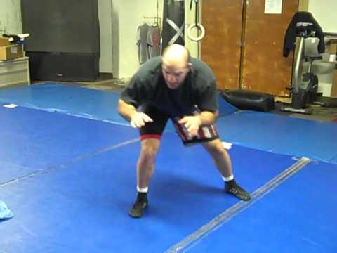 Home Grappling Conditioning Image 1