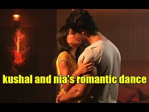 kushal and nia's romantic dance