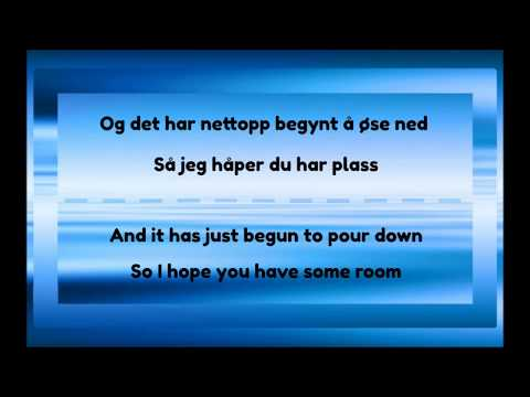 Cezinando - Håper du har plass - Lyrics & English translation