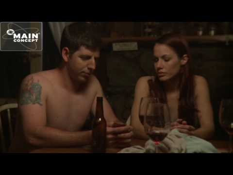 """Strip poker"" a scene from the feature film ""Welcome to the Cabin"" starring Matthew Corbett Davis thumbnail"