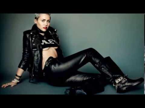 Miley Cyrus-i Adore You Greek Lyrics video