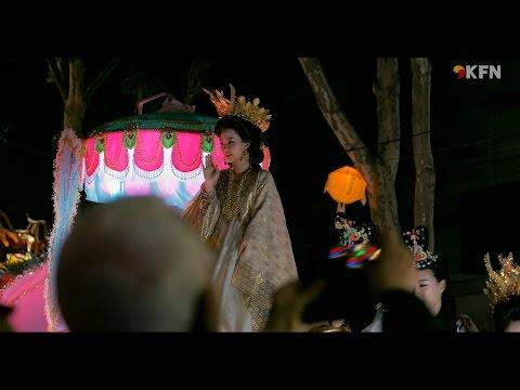 Buddha's day LOTUS LANTERN FESTIVAL 2015 in Seoul Korea