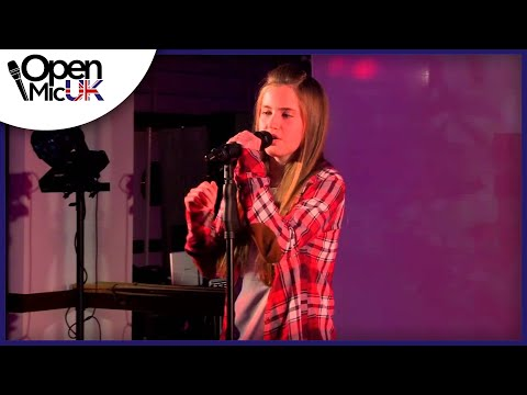 KATY PERRY - ROAR Performed by AMY CHESTER at Liverpool Open Mic UK Singing Competition
