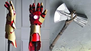 TOP 5 AVENGERS GADGETS WHICH ACTUALLY EXIST ▶ StormBreaker