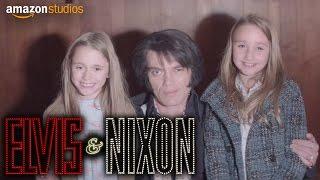 Elvis & Nixon - Official Trailer | Amazon Studios