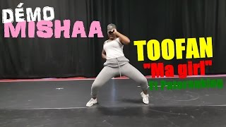"Toofan Ft. Patoranking - ""MA GIRL"" (Dance Demo) 