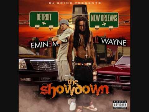 Lil Wayne - Drop The World Ft. Eminem fast Version video