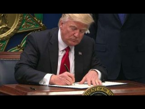 What's next for Trump's travel ban executive order?