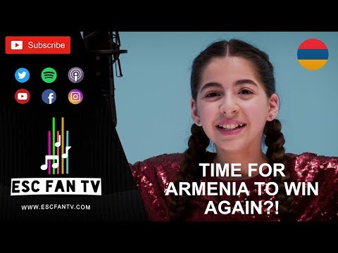 Junior Eurovision 2019 Armenia Review | Karina Ignatyan - Colours of Your Dream