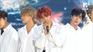 [BTS (방탄소년단) - Intro Performance, DNA, YNWA, Spring Day] Live @ Melon Music Awards (2017 멜론뮤직어워드)