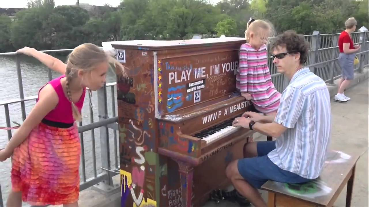Play me I'm Yours Austin