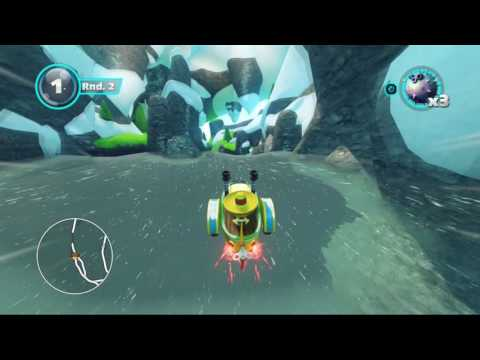 Sonic & All Stars Racing Transformed Online Match #014 #1