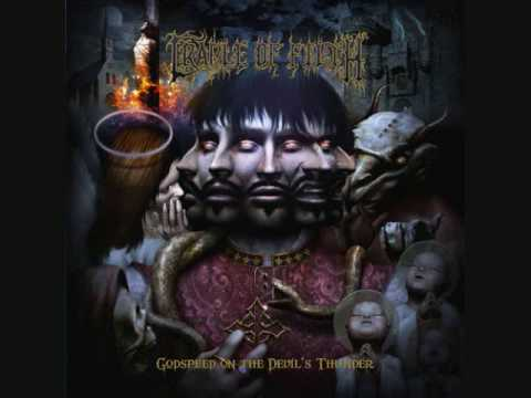 Cradle Of Filth - The 13th Caesar
