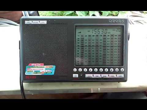 15630 kHz Radio Free North Korea