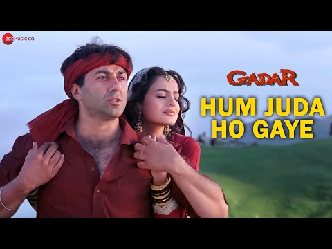 Gadar - Hum Juda Ho Gaye - Full Song Video | Sunny Deol - Ameesha...